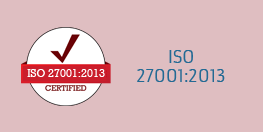Interlace Certified has ISO 27001:2013